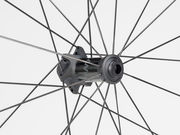 BONTRAGER Aeolus XXX 2 TLR Disc Clincher Front Wheel click to zoom image