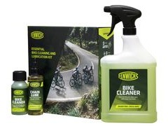 FENWICK'S Essential Bike Cleaning and Lubrication Kit