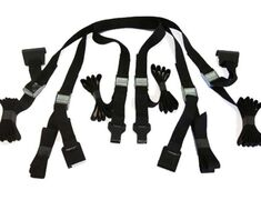 SARIS Replacement Bones Straps - 2-Bike