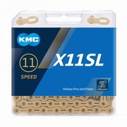 KMC X11SL Gold Super Light 11 Speed Chain