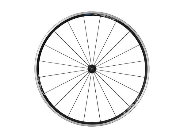 SHIMANO RS100 Clincher Front Wheel click to zoom image