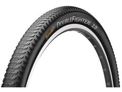 CONTINENTAL Double Fighter III Puncture Resistant Tyre
