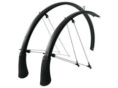 SKS Bluemels Mudguard Set Matt Black Edition