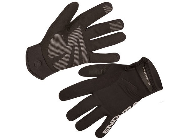 ENDURA Women's Strike II Waterproof Gloves click to zoom image
