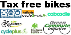 Tax Free Bike schemes