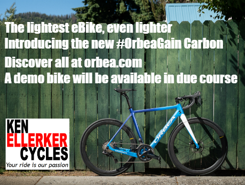 Orbea Gain Carbon